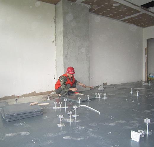 写字楼OA地板